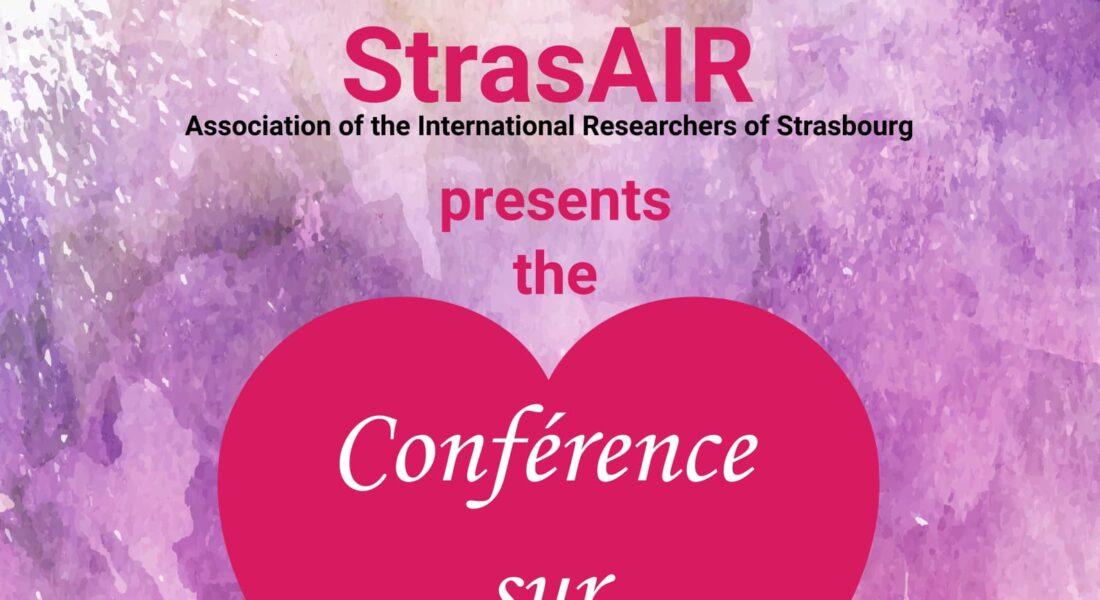 Conférence sur l'amour - June 6th, 2019