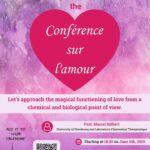 Conférence sur l'amour