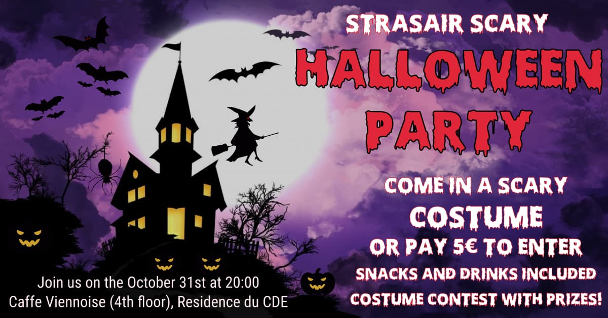 Halloween Party - October 31st, 2019