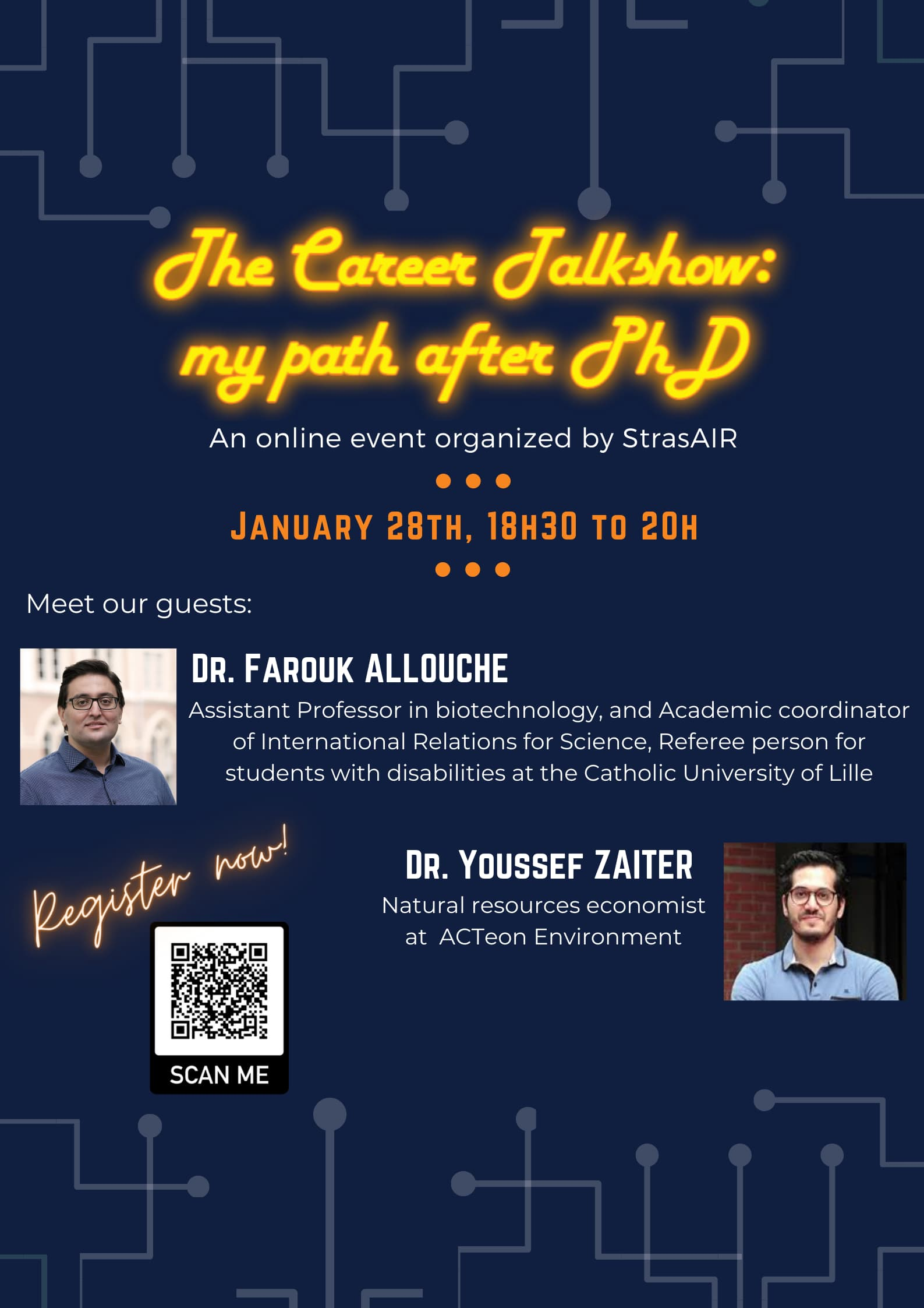 The Career Talkshow: My path after PhD
